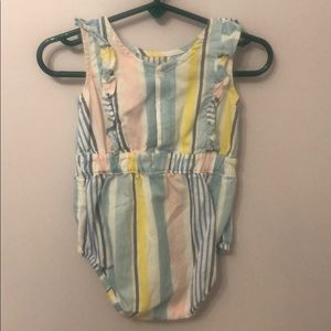 Carter's One Pieces - Spring Romper